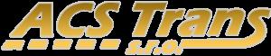 Logo webu ACS Trans s.r.o.