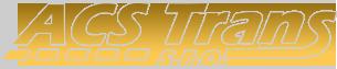 A C STrans, spol. sr.o. Logo